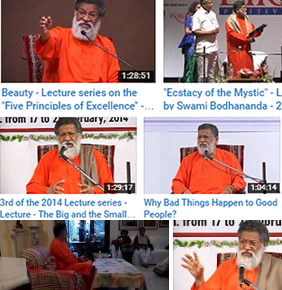 Watch Videos of Lectures by Swami Bodhananda